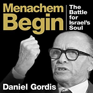 Menachem Begin Audiobook