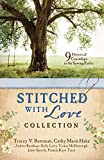 img - for Stitched with Love Romance Collection: 9 Historical Courtships Begin in the Sewing Parlor book / textbook / text book