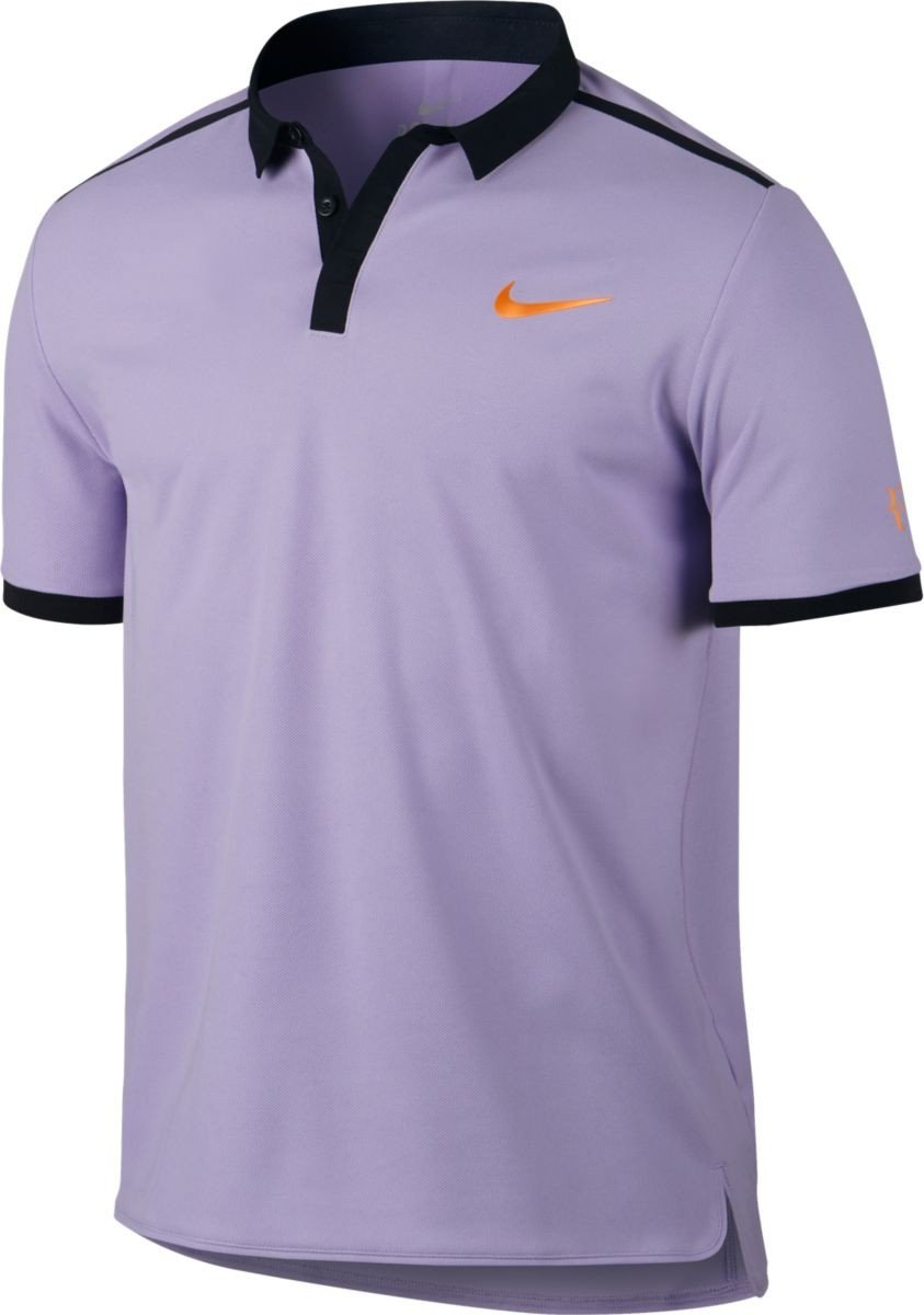 Polo Nike Advantage Federer Monte Carlo 2017 - S: Amazon.es ...