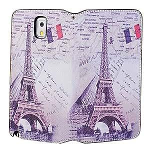 YULIN Teléfono Móvil Samsung - Cobertor Posterior/Carcasas de Cuerpo Completo/Fundas con Soporte - Diseño Especial - para Samsung Galaxy Note 3 (
