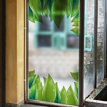 ASIBG Home Badezimmer Fenster Papier Bad wasserdicht Glas ...