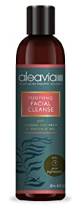Purifying Organic Facial Cleanser
