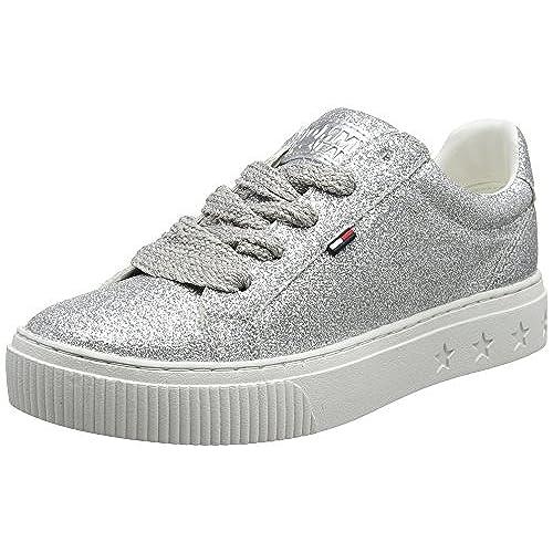 Caliente de la venta Tommy Jeans Glitter Sneaker 23734cc104d5