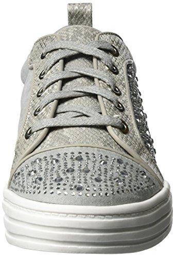 965408 Gris La Baskets grey Strada Femme OSSfapqw