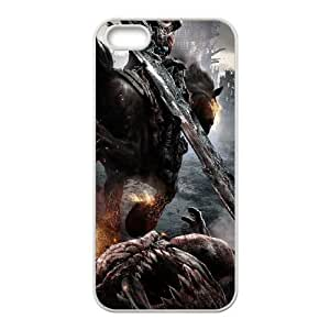 Darksiders iPhone 5 5s Cell Phone Case White 53Go-159766