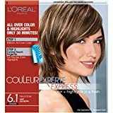 L'Oreal Paris Couleur Experte Color + Highlights in a Flash, Light Ash Brown - French Éclair