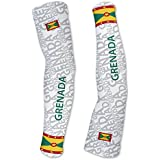 Grenada ScudoPro Compression Arm Sleeves UV Protection Unisex - Walking - Cycling - Running - Golf - Baseball - Basketball