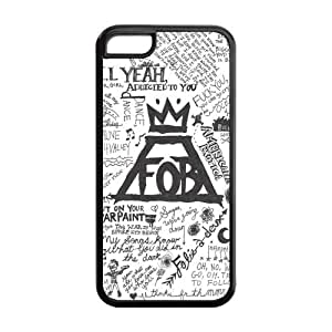 diy phone casePersonalized Snap-on TPU Rubber Coated Case Cover for ipod touch 5 [FOB Fall Out Boy]diy phone case