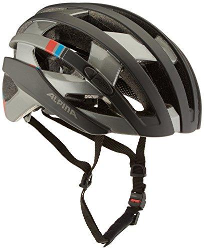 Amazoncom Alpina Camp Iglio Helmet Campiglio Black - Alpina helmets