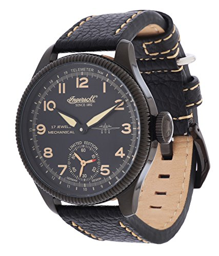 Ingersoll Men Watch Chinook Limited Edition Black IN3105BBKO
