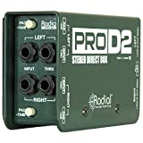 Radial ProD2 Passive 2 Channel Instrument Direct