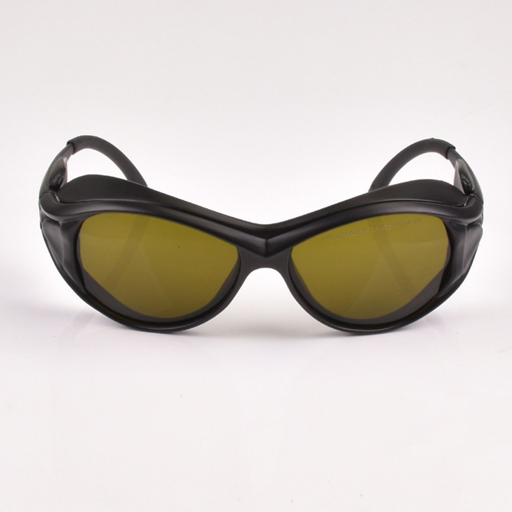 Laser Safety Glasses Eye Protection Goggles for YAG1064 Fiber Laser 1070nm,1080nm,1100nm by JCZX (Image #1)