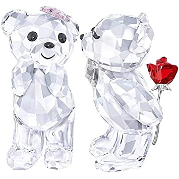 Swarovski 5268511 Clear and Red