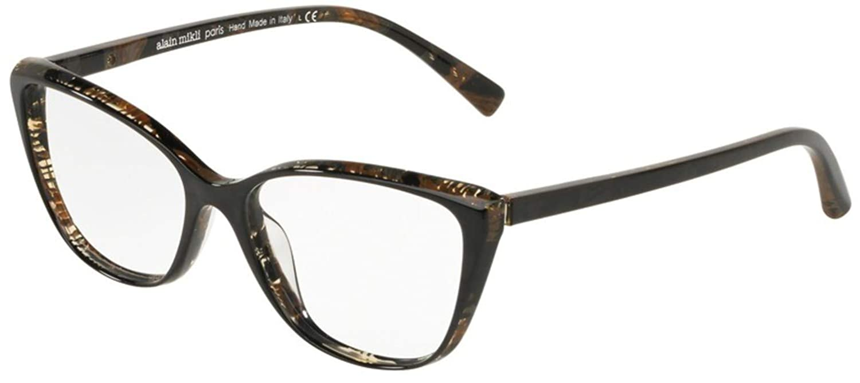 Eyeglasses Alain Mikli A 3082 007 NOIR MIKLI//PALMIER CHOCOLAT