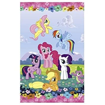 Amscan International Amscan - Cubertería para Fiestas My Little Pony 996364: Amazon.es: Juguetes y juegos