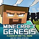Minecraft: Genesis - A Legend of How It All Began Audiobook by  Minecraft Books, Kevin Reed Narrated by Dane West