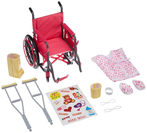 Doll Wheelchair Accessories Dolls American product image