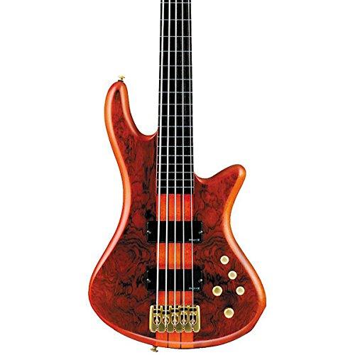 String Bass Guitar Walnut Satin - 9