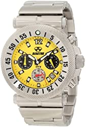 REACTOR Men's 64007 Fallout Full Size Chronograph Watch