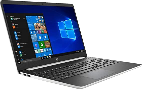 Newest HP 15.6 Inch HD Micro-Edge Touchscreen WLED Flagship Laptop | Intel Core i5-8265U | 12GB DDR4 Memory | 256GB SSD+ Optane | WiFi | Bluetooth | HDMI | Windows 10 | Silver