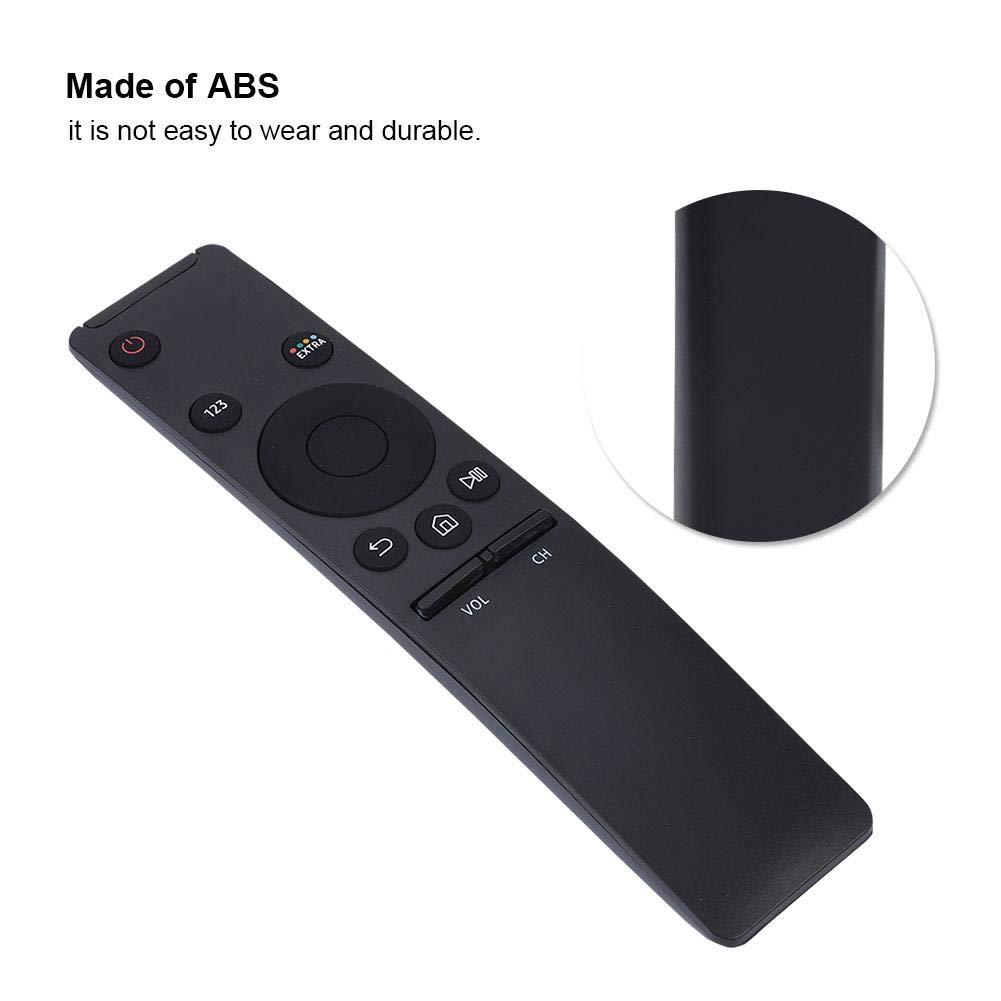 Se Sent Bien Lisse Mince Bewinner T/él/écommande Universelle pour Tous Les T/él/éviseurs Samsung TV 4K HD De Remplacement Abs T/él/écommande Intelligente