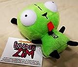 Alien Invader Zim Gir Classic Bulging Eye Plush Doll 5.5 Inches