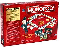 Winning Moves Monopoly Selección Española (82066), multicolor ...