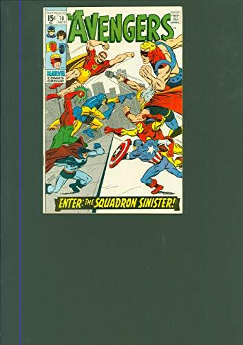 the Avengers 70 Fine/VF 1st full Nighthawk Marvel