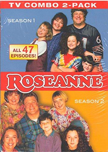 Roseanne Season 1 & 2  (Two Pack) (Roseanne 1 Season)