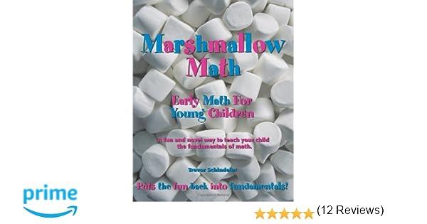 Marshmallow Math; Early Math For Young Children: Trevor Schindeler ...