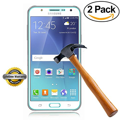Cheap Screen Protectors SOOYO 2.5 D Round Edge Shatter-Proof and Bubble Free Tempered Glass Screen..