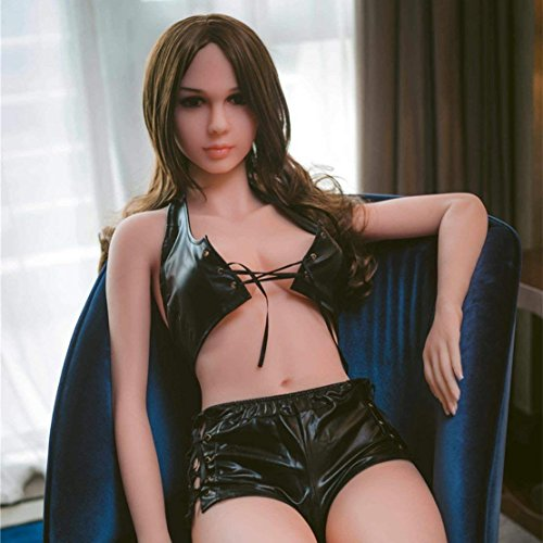 Realistic Entity Silicone Love Doll for Man with 3 Channels to Have Fun-Natural