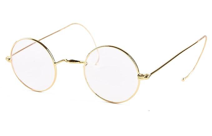 Amazon.com: Agstum - Marco para gafas (redondo, tamaño ...