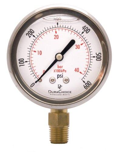 2-12 Oil Filled Pressure