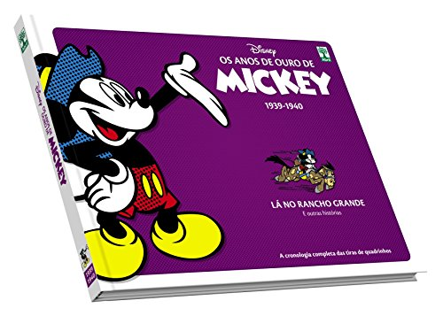 Os Anos de Ouro de Mickey. Lá no Rancho Grande
