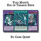 Yu-Gi-Oh! Yugi Moto Complete Eye of Timaeus Deck