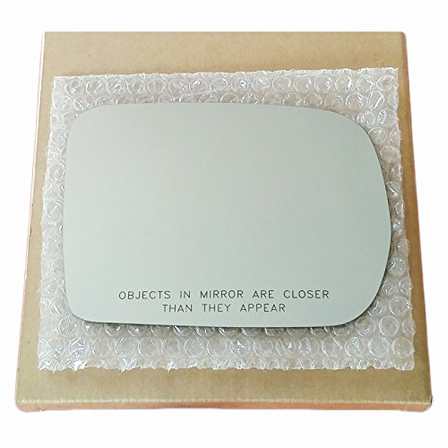 Mirror Glass and Adhesive   1999 - 2004 Honda Odyssey Van Passenger Right Side Replacement