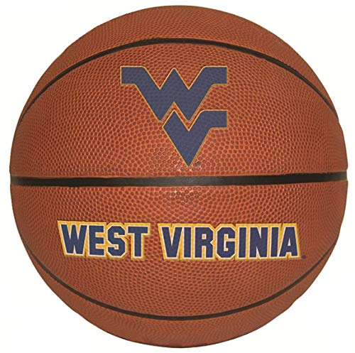 8 Inch WVU Basketball Decal West Virginia University Mountaineers Logo WV Removable Wall Sticker Art NCAA Home Room Decor 8 1/2 by 8 1/2 - Logo Wall Virginia