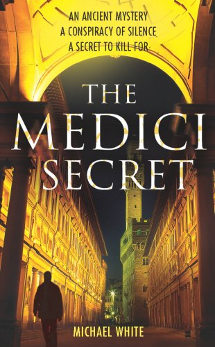 Book cover for The Medici Secret