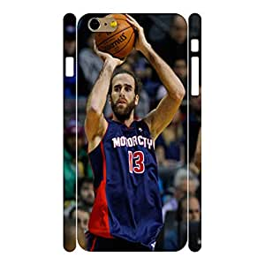 Inspirational Basketball Player Series Handmade Phone Shell Skin for Iphone 6 Plus Case - 5.5 Inch