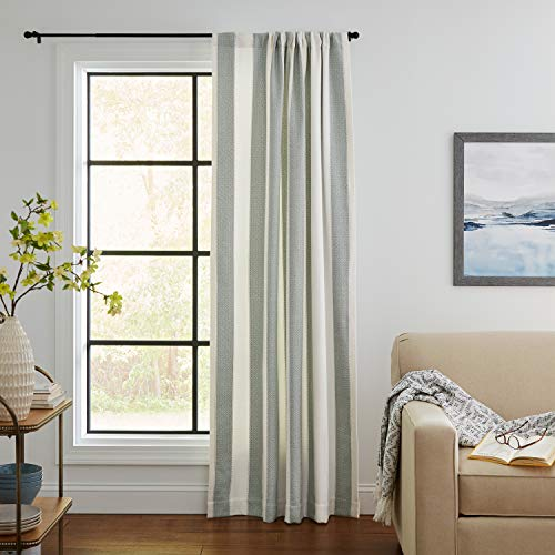 Stone & Beam Southwestern Rustic Curtain, 84