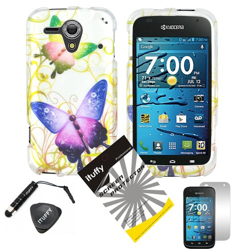 items Combo Protector Butterfly Rubberized product image