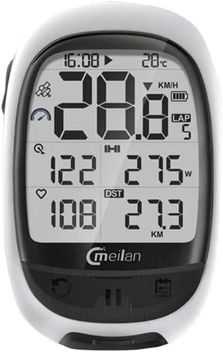 MHOLR Ordenador de Bicicleta, GPS Ordenador de Bicicleta ...