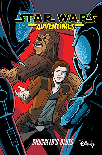 Star Wars Adventures Vol. 4: Smuggler's (Star Wars Adventures)