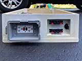 Honbay 4PCS 4 Pin Speaker Terminal Block 4 Position