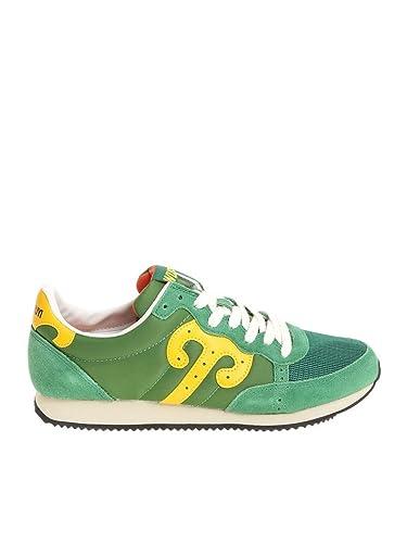 Green sneakers Wushu Ruyi pmtYT4