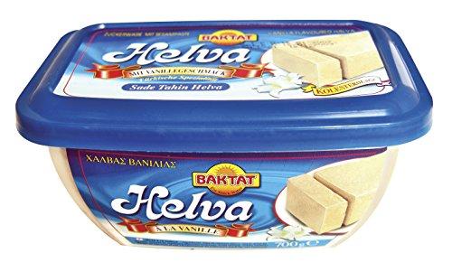 Baktat Helva Vanille , 1er Pack (1 x 700 g Packung)