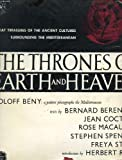 img - for The thrones of earth and heaven: Photographs and notes on the plates by Roloff Beny book / textbook / text book