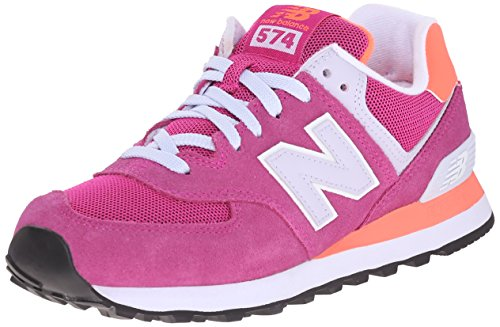 New Balance Women's 574 Azalea Sneakers - 9 UK/India (43 EU) (11 US ...