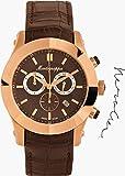 Montegrappa NeroUno Lifestyle Rose Gold Chronograph Watch